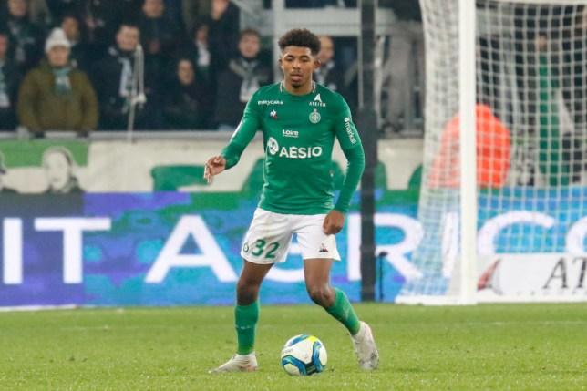 AS Saint-Etienne v OGC Nice - Ligue 1