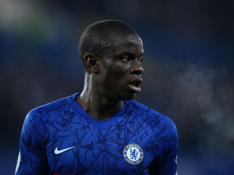 Frank Lampard explains why he feels sorry for 'world class' N'Golo Kante