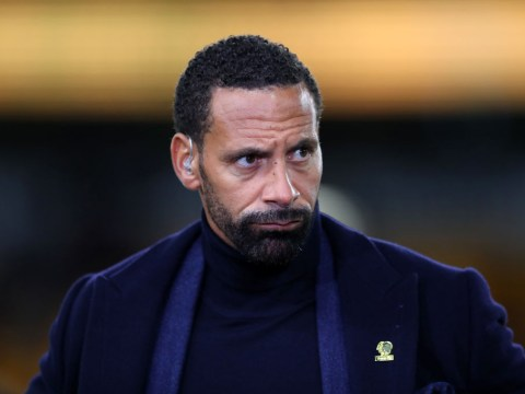 Rio Ferdinand names the defender he wanted to play with at Man Utd