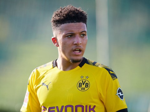 Jadon Sancho prefers Liverpool transfer ahead of Manchester United