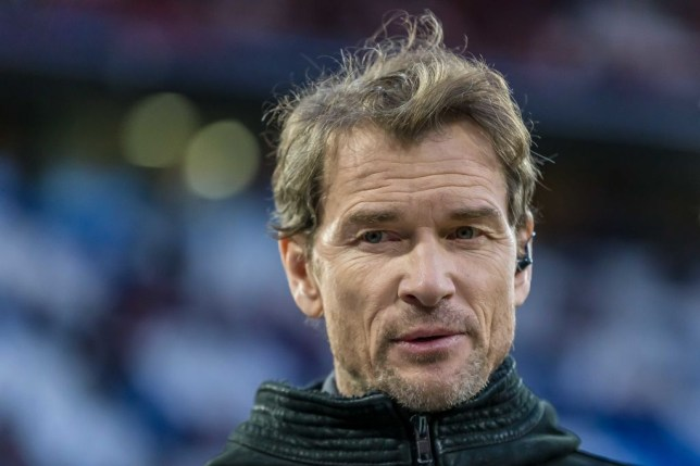 Former Arsenal goalkeeper Jens Lehmann