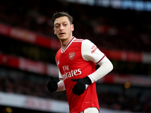 Mesut Ozil's agent responds to talks of Arsenal star's exit amid Fenerbahce interest