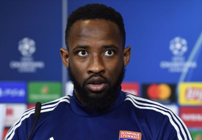Moussa Dembele is interested in joining Manchester United this summer
