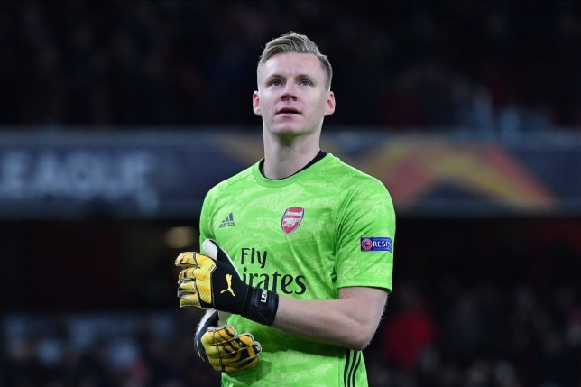 Bernd Leno has impressed at Arsenal since signing from Bayer Leverkusen in 2018