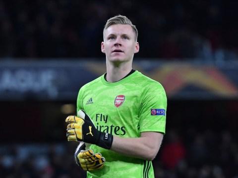 Bernd Leno names Arsenal teammate Pierre-Emerick Aubameyang as the 'best striker in the Premier League'