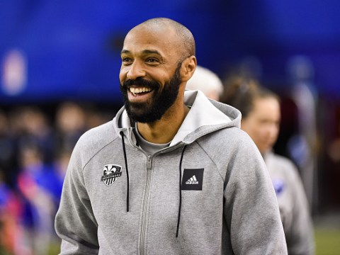 Thierry Henry reveals why he wanted Liverpool to match Arsenal Invincibles