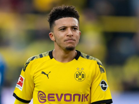 Real Madrid join Manchester United and Chelsea in race for Jadon Sancho