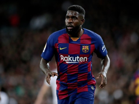 Barcelona drop asking price for Manchester United and Arsenal target Samuel Umtiti