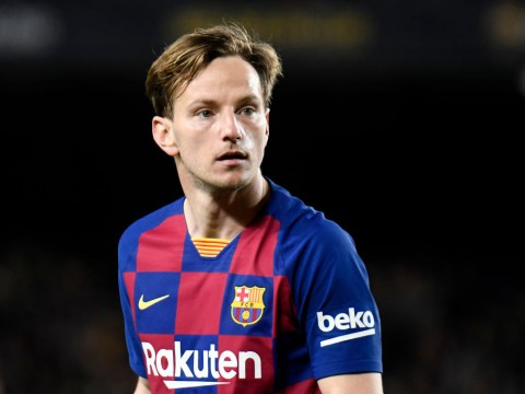 Ivan Rakitic 'very happy' at Barcelona amid long-term Manchester United interest