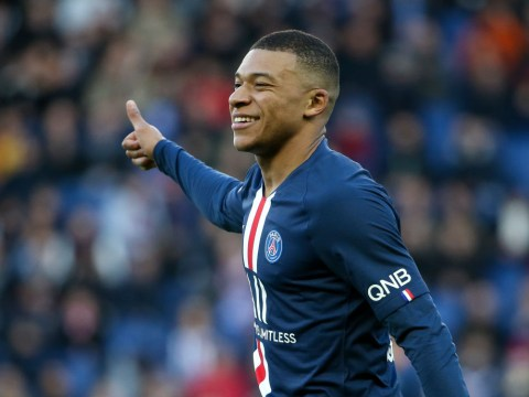 PSG midfielder Ander Herrera rubbishes rumours of Kylian Mbappe joining Liverpool