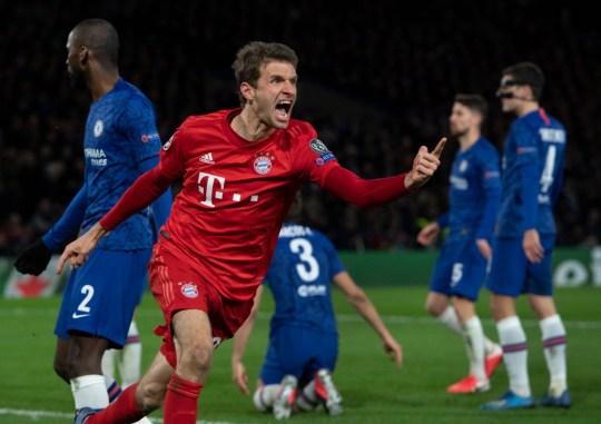 Chelsea FC v FC Bayern Muenchen - 8e de finale de l'UEFA Champions League: match aller