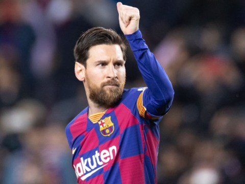 Sergio Aguero backs Lionel Messi to stay at Barcelona