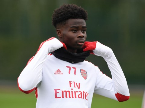 Arsenal fans convinced club have dropped Bukayo Saka contract hint