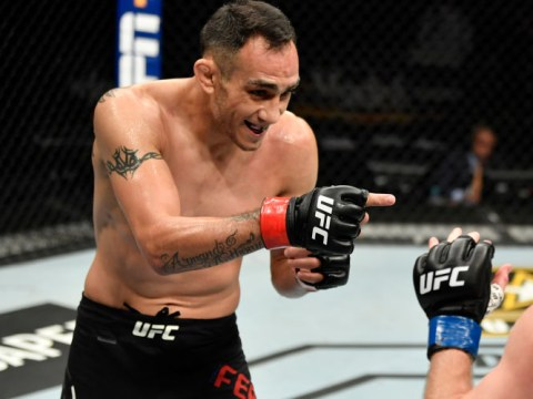 UFC star Tony Ferguson sends class message to Khabib Nurmagomedov