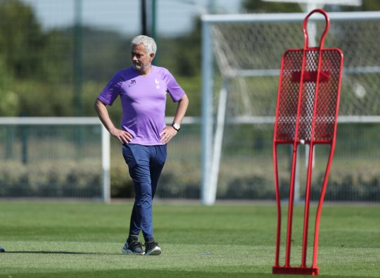 Tottenham have returned to training