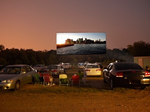 Drive-in cinemas launch in the UK so we can socially distance and watch movies