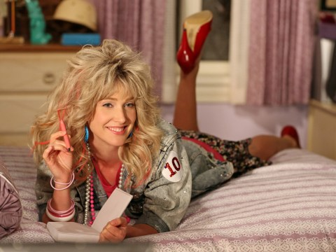 How I Met Your Mother's Cobie Smulders brings back Robin Sparkles for Let's Go To The Mall – quarantine edition