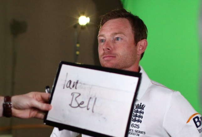 Former England batsman Ian Bell has named his three toughest opponents