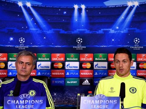 Jose Mourinho threatened to sell Nemanja Matic during half-time