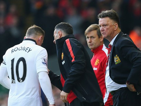 Ryan Giggs responds to Wayne Rooney's claim he learned more under Louis van Gaal than Sir Alex Ferguson