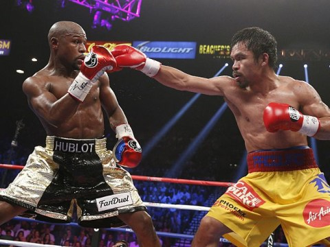 Floyd Mayweather predicts Manny Pacquiao will break one of his records
