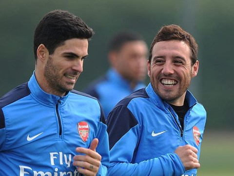 Santi Cazorla open to returning to Arsenal as a coach under Mikel Arteta