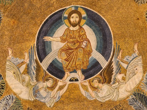 What is the meaning behind Ascension Day?