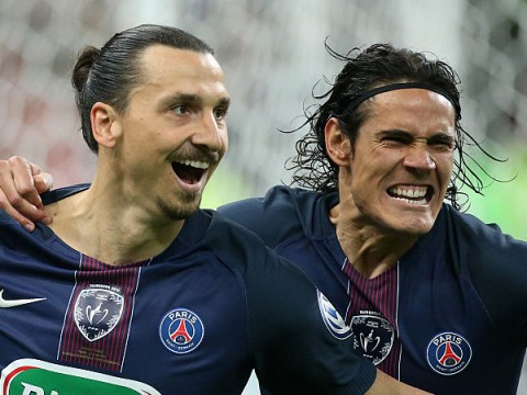 Leeds United owner excites fans with response to Zlatan Ibrahimovic and Edinson Cavani links
