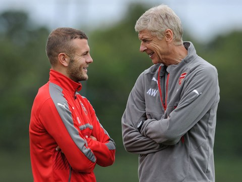 Jack Wilshere reveals how Arsene Wenger told him he could leave Arsenal