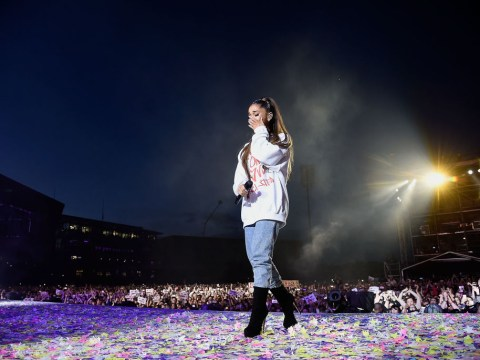Ariana Grande sends love to Manchester Arena bombing victims ahead of third anniversary