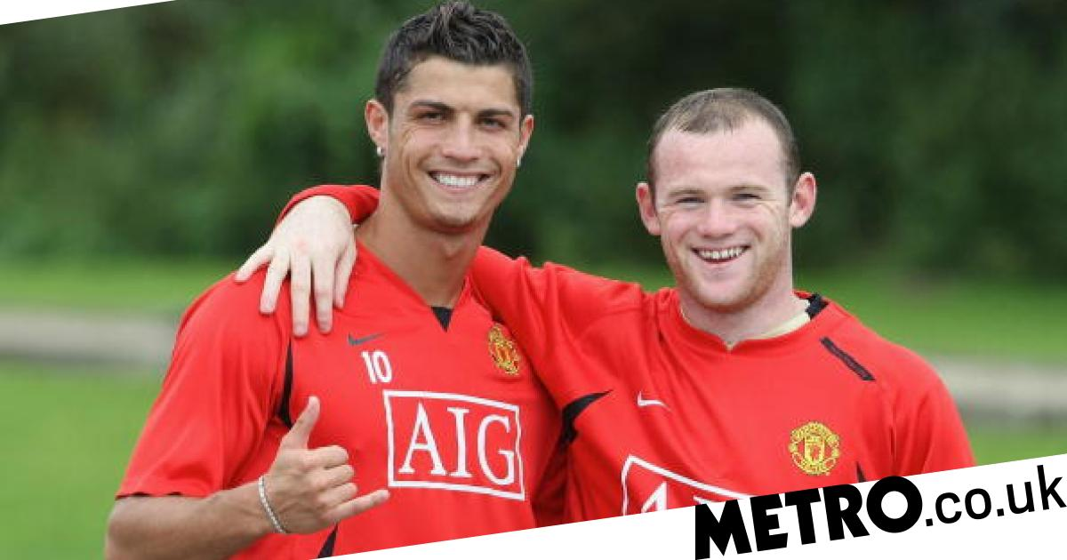 Wayne Rooney Names The Manchester United Star That Was As Important As Cristiano Ronaldo Metro News