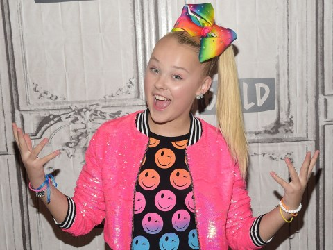 YouTube star JoJo Siwa throws herself JoJo Siwa-themed birthday party because why not?