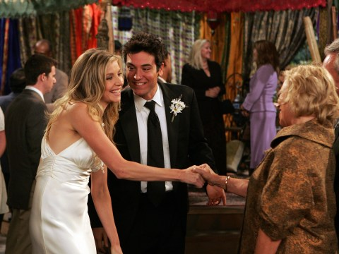 How I Met Your Mother's Sarah Chalke 'still gets yelled at in street for Stella ditching Ted at the altar'
