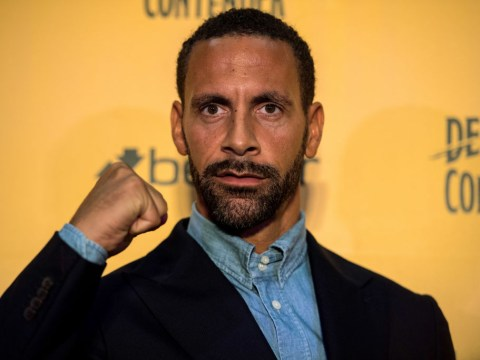 Rio Ferdinand names the strongest player he's ever faced