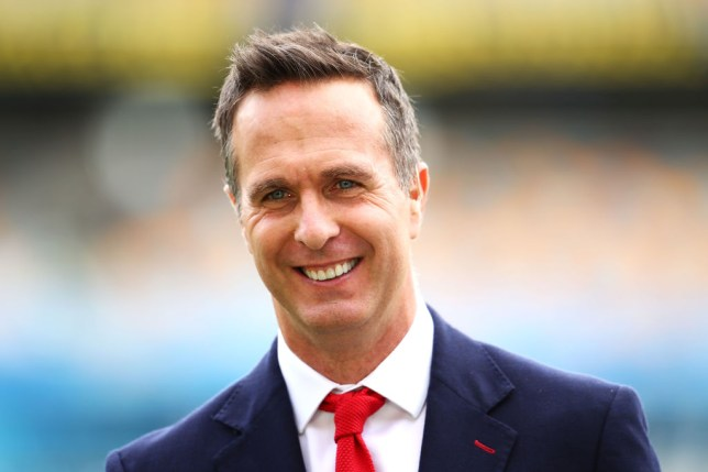 Michael Vaughan has hailed former England team-mate Paul Collingwood