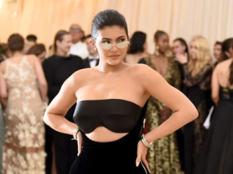 Kylie Jenner's 2018 Met Gala dress was so tight it split just before she hit the red carpet