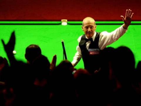 Steve Davis took nearly a decade to accept he was no longer at the pinnacle of snooker