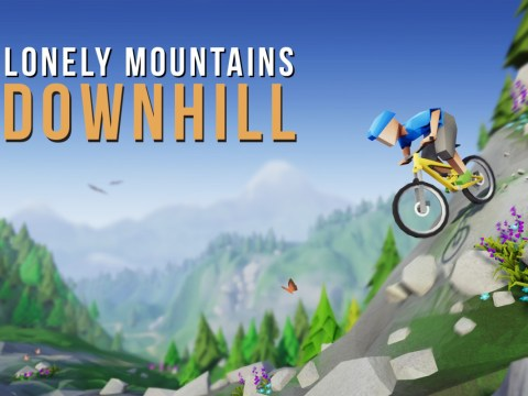 Lonely Mountains: Downhill Nintendo Switch review – I want to ride my bicycle