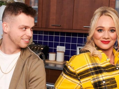 Hollyoaks spoilers: Connor Calland reveals if Jordan Price has genuine feelings for Leela Lomax after shock kiss