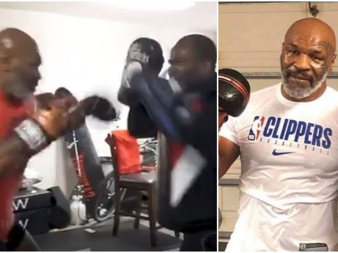Mike Tyson's right hook 'could still kill somebody', claims his new trainer