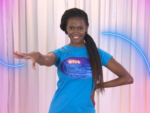 Strictly's Oti Mabuse lands own CBeebies show so kids can learn to dance just like her