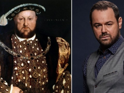 Danny Dyer declares 'world's gone crackers' as he gives unique take on Henry VIII as ultimate BBC Bitesize history teacher