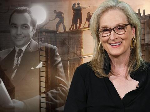 Meryl Streep thinks Jim Parsons is 'brilliant' as sexual predator in Netflix series Hollywood