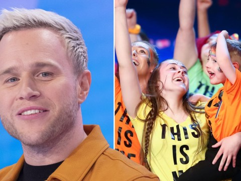 Olly Murs donates £2,000 to Britain's Got Talent star Christian who is walking 3 miles on his frame for NHS