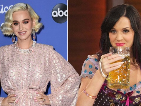 Katy Perry is already looking forward to her first post-baby beer