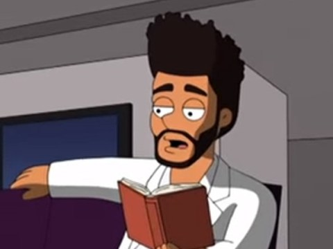 The Weeknd premieres new song I'm A Virgin during guest appearance on American Dad