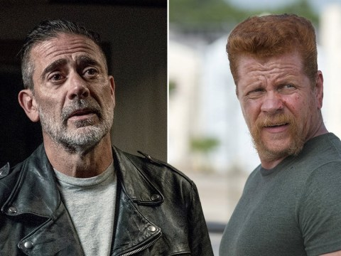 The Walking Dead's Jeffrey Dean Morgan recalls improvised Abraham scene he'll 'never forget'