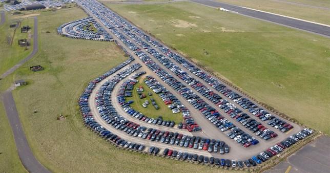 £35 million car park