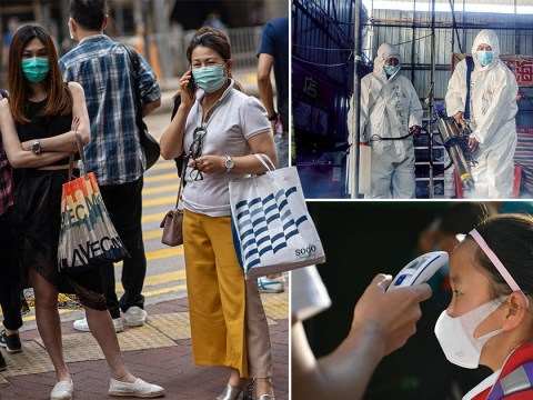 China declares entire country at 'low risk' from coronavirus