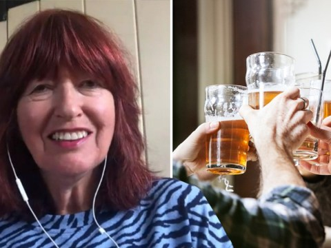 'We must start drinking in bars!' Janet Street-Porter divides Loose Women viewers with lockdown rant